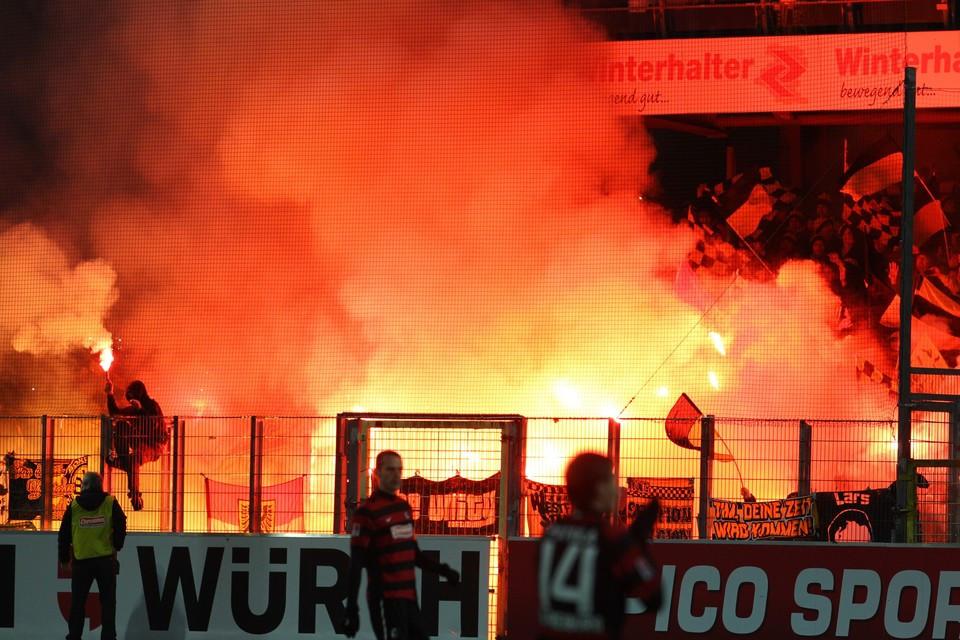 Freiburg - BVB