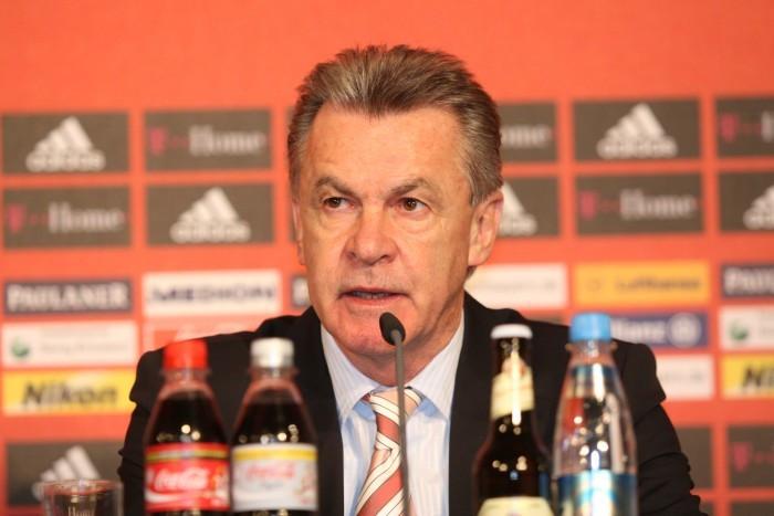 Später zog es Hitzfeld zu den Bayern