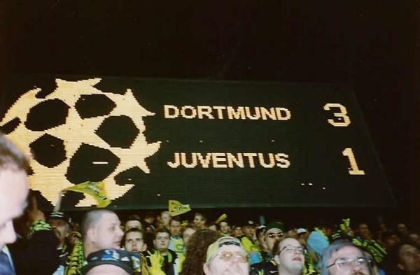 dortmund juve 1997