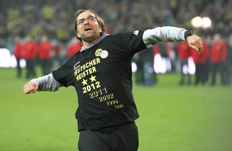 Jürgen Klopp - Deutscher Meister 2012