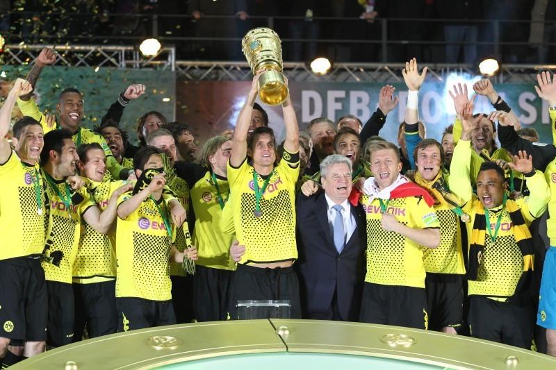DFB-Pokal Win