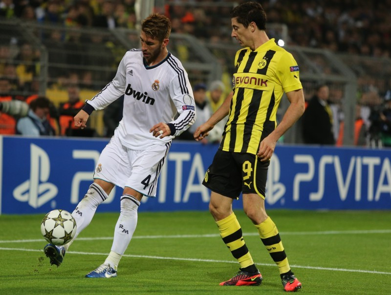 Real Madrid, Champions League, Westfalenstadion Dortmund, Saison ...
