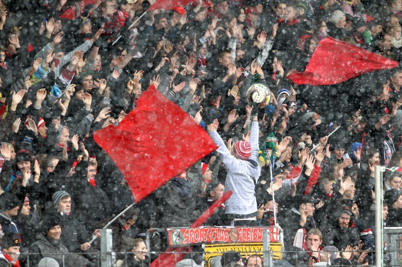 Freiburger Ultras