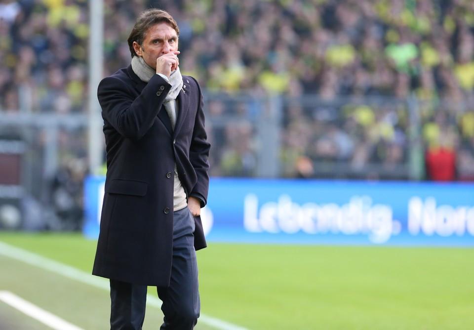 Wieder in Diensten des HSV: Bruno Labbadia