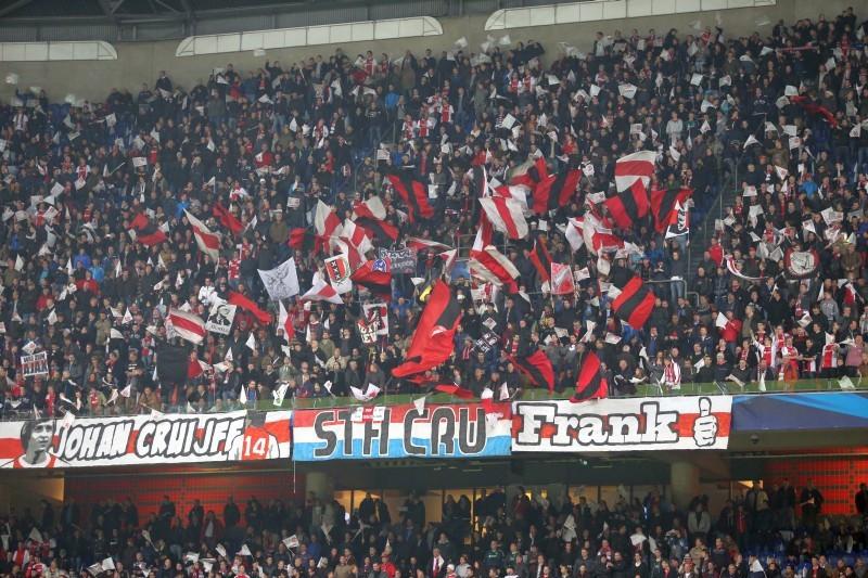 Auch 2012/13 scheiterte Ajax in der Gruppenphase