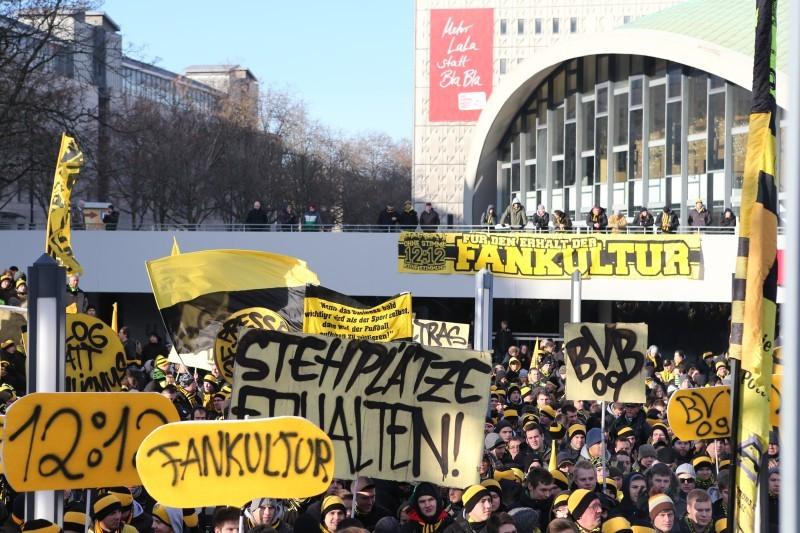 Protest Fankultur