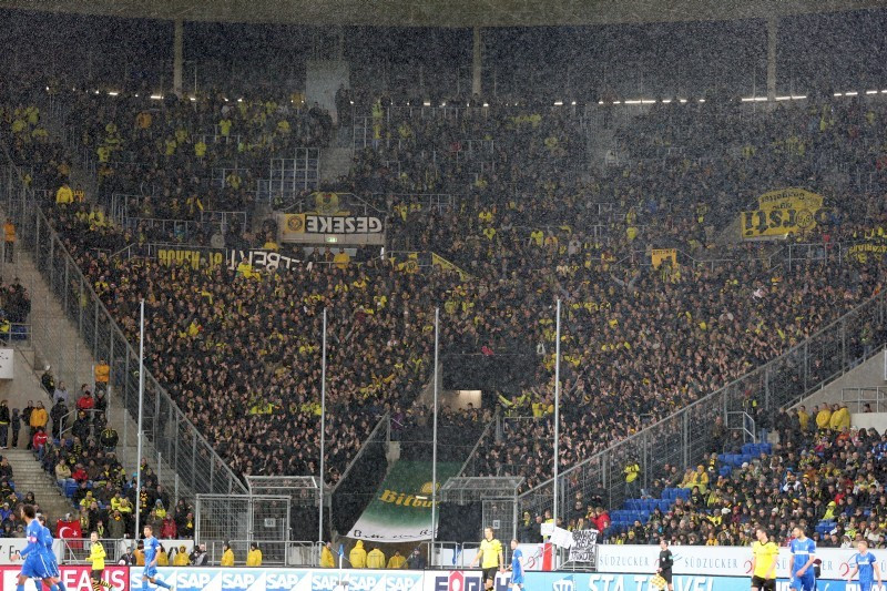 Der stille BVB Block