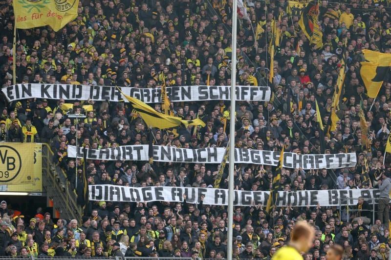 BVB Fans fordern Dialog auf Augenhöhe bei Hannover 96