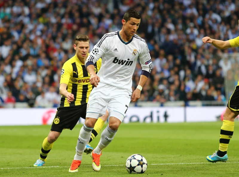 No goals this time: Cristiano Ronaldo