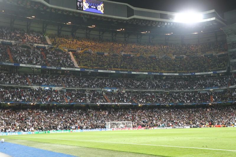 Der Jubel in Madrid ist schon länger her