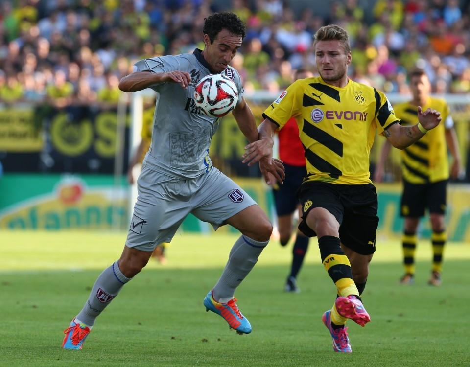 Was uns ins Stadion treibt: Fußball, Kampf und Leidenschaft!