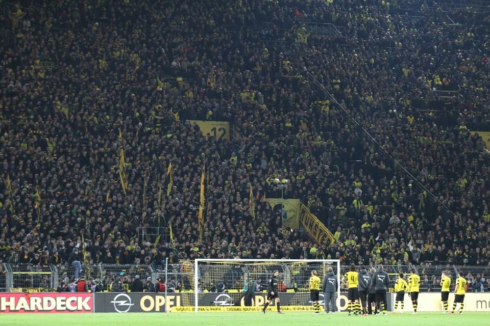 Nach dem Augsburg-Spiel: Der BVB ganz unten.