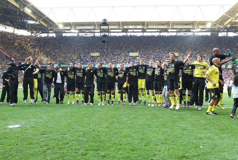 Meistermannschaft 2010/2011