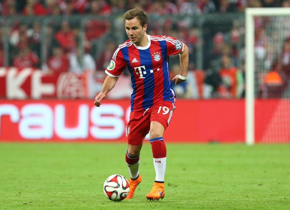 Heuchelte den Fans ewige Vereinsliebe vor: Mario Götze.