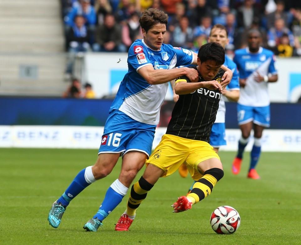 Vergangene Saison gab's in Hoffenheim ein 1:1.