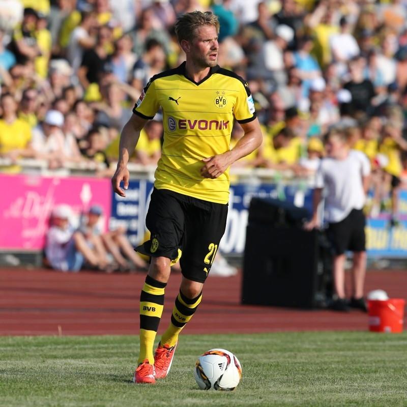 Olli Kirch gegen den VfL Rhede