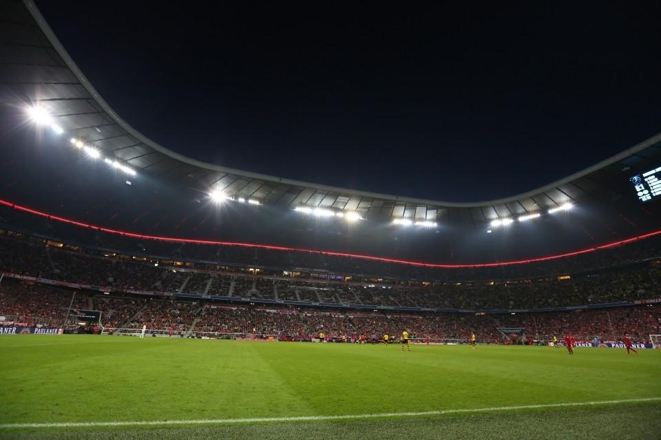 Die Haupttribüne in München: Wo eine Handvoll Spiele wichtig sind und der Rest egal...