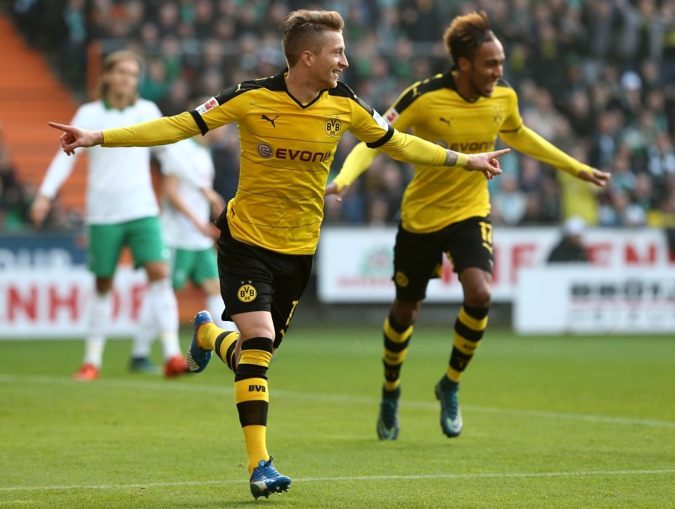 Reus and Auba