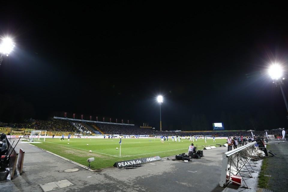 Tatort Böllenfalltor: Heimstätte des SV Darmstadt 98