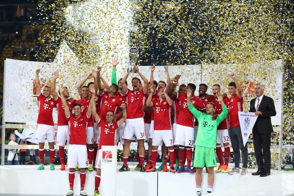 Im letzten Jahr konnten die Bayern dagegen den Cup gewinnen