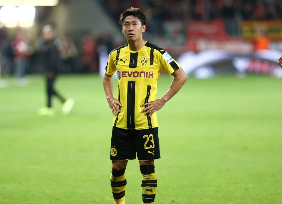 Kagawa nach der Niederlage in Leverkusen