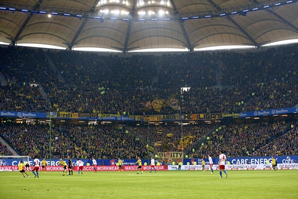 In den letzten Jahren tat sich der BVB gegen den HSV schwer.