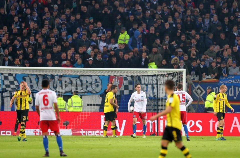 Kann der BVB auch im Volksparkstadion seine Serie ausbauen?