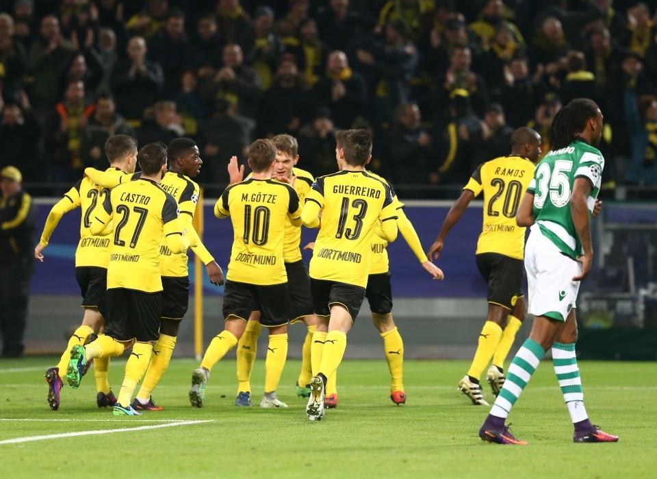 Gegen portugiesische Vereine macht der BVB in der jüngeren Vergangenheit eine gute Figur.