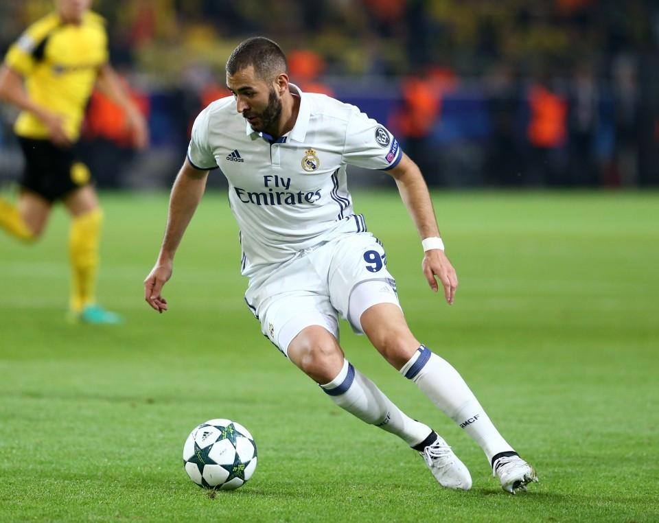 Karim Benzema fehlt Real Madrid wegen einer Verletzung