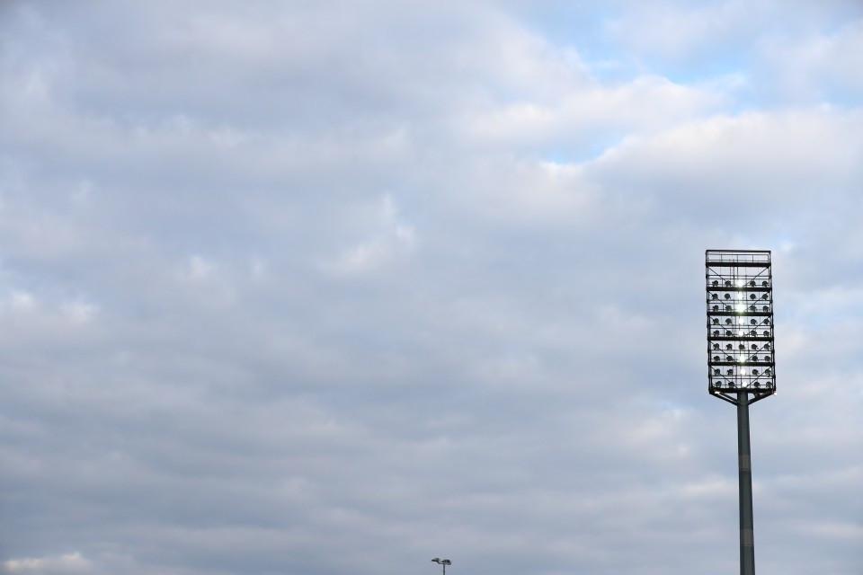 SC, Rot-Weiß, Oberhausen, Rheinland, RWO, II, U23, Regionalliga, West, Amas, Amateure, Zweitvertretung, 21. Spieltag, Nachholspiel, Rückrunde, Fußball, Borussia, Dortmund, BVB, 09, Saison 201617 - RW Oberhausen - BVB II