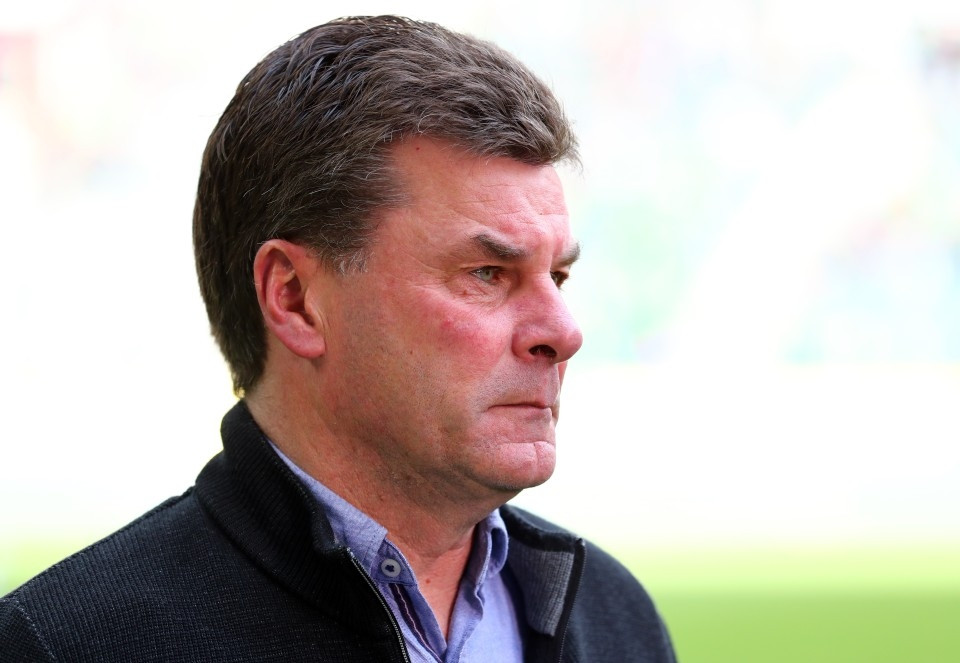 20162017, 1. Bundesliga, Fussball, Fußball, GER, 1.BL, 1. BL, Herren, Saison, Sport, football, Portrait - Borussia Mönchengladbach - BVB
