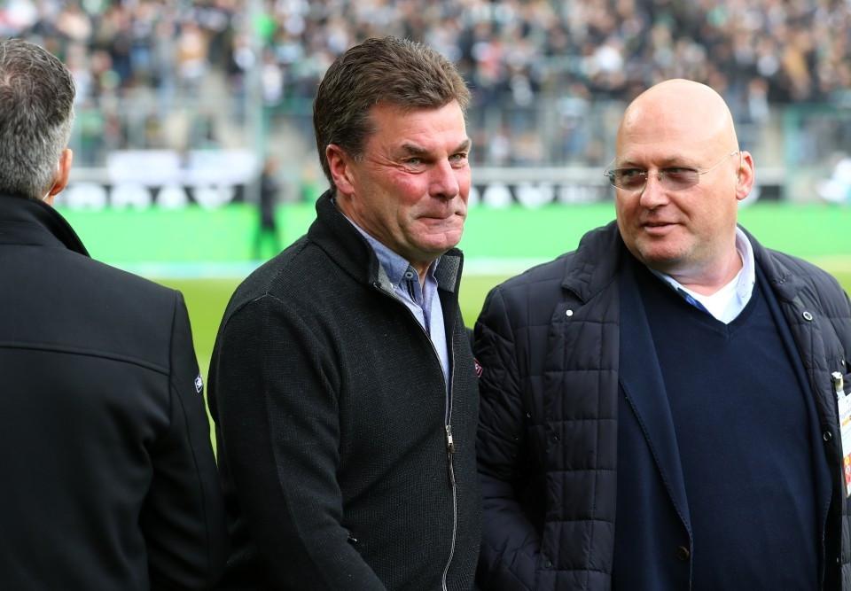 20162017, 1. Bundesliga, Fussball, Fußball, GER, 1.BL, 1. BL, Herren, Saison, Sport, football, Halbfigur, halbe Figur, Halbkoerper - Borussia Mönchengladbach - BVB