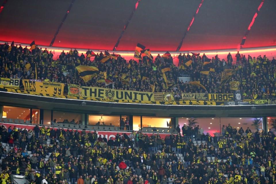 DFB-Pokal, Vereinspokal, 5. Runde, Halbfinale, FC, Bayern, München, FCB, Auswärtssieg, Fußball, Borussia, Dortmund, BVB, 09, Saison 201617 - FC Bayern München - BVB