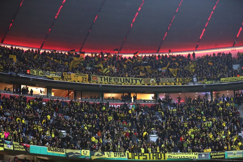 20162017, 1. Bundesliga, Fussball, Fußball, GER, Herren, Saison, Sport, football, Berlin, Vereinspokal, fünfte, Runde - FC Bayern München - BVB