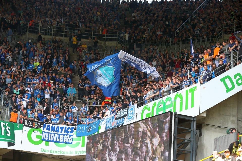 32. Spieltag, Heimsieg, TSG, 1899, Hoffenheim, 1. Bundesliga, Rückrunde, Fußball, Borussia, Dortmund, BVB, 09, Saison 201617 - BVB - TSG Hoffenheim