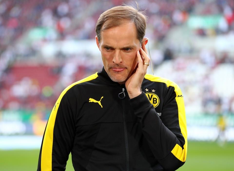 20162017, 1. Bundesliga, Fussball, Fußball, GER, 1.BL, 1. BL, Herren, Saison, Sport, football, Halbfigur, halbe Figur, Halbkoerper - FC Augsburg - BVB