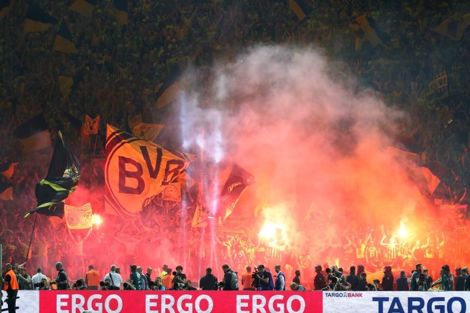 Deutliche Anti-DFB-Haltung im Finale
