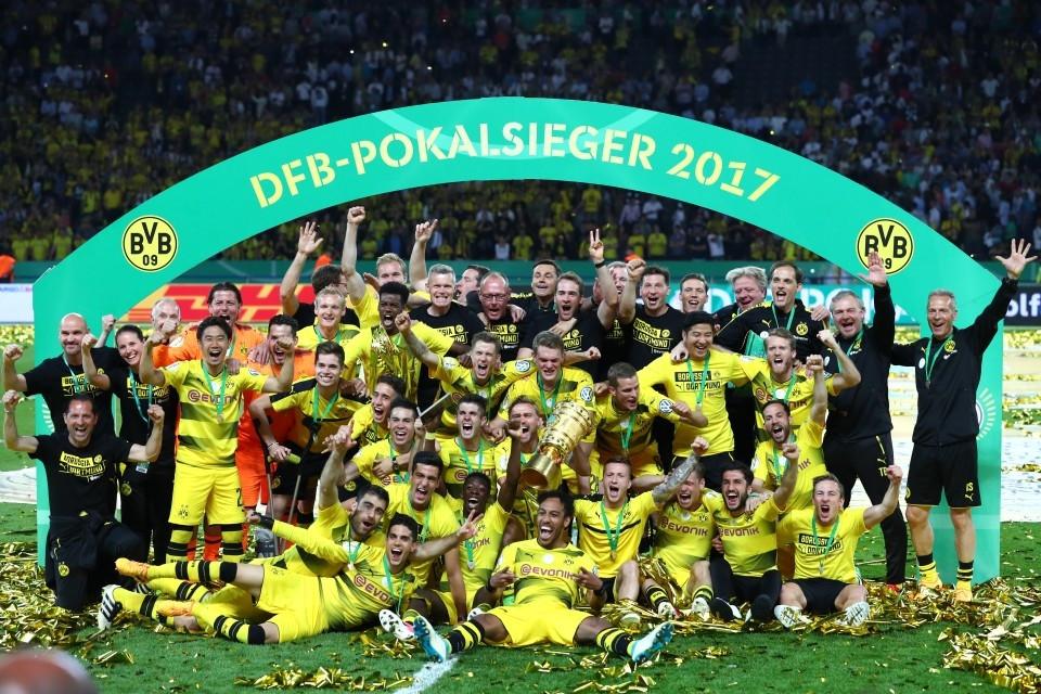Pokalsieger 2016/17