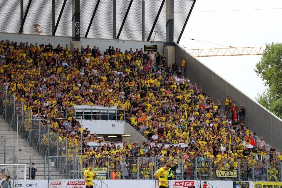 Rot-Weiss, Essen, RWE, Saison 201718, Vorbereitung, Sommer, Testspiel, Freundschaftsspiel, Fußball, Borussia, Dortmund, BVB, 09 - RW Essen - BVB