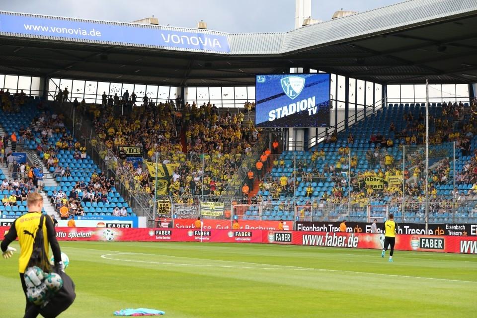 VfL, Bochum, 1848, Saison 201718, Vorbereitung, Sommer, Testspiel, Freundschaftsspiel, Fußball, Borussia, Dortmund, BVB, 09 - VfL Bochum - BVB