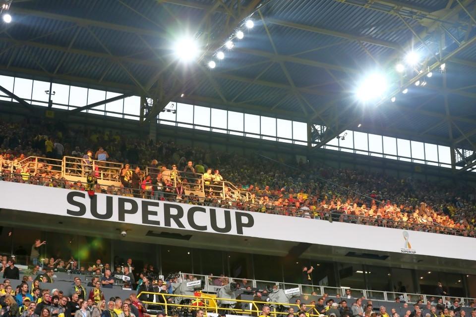 FCB, FC, Bayern, München, Supercup, Vorbereitung, Saison 201718, Fußball, Borussia, Dortmund, BVB, 09 - BVB - FC Bayern München (Supercup)