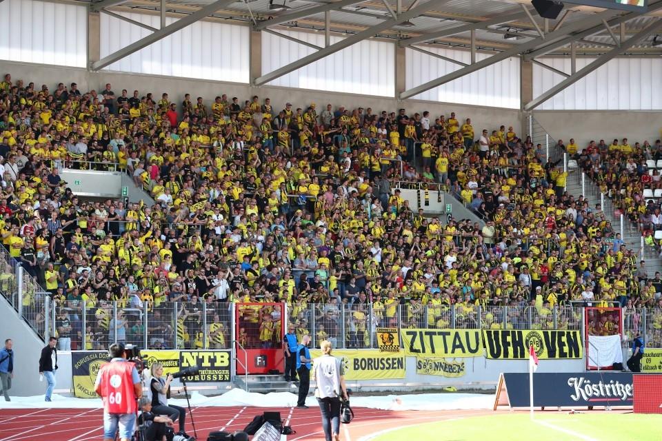 RWE, FC, RW, Erfurt, Testspiel, Freundschaftsspiel, Vorbereitung, Saison 201718, Fußball, Borussia, Dortmund, BVB, 09 - FC RW Erfurt - BVB