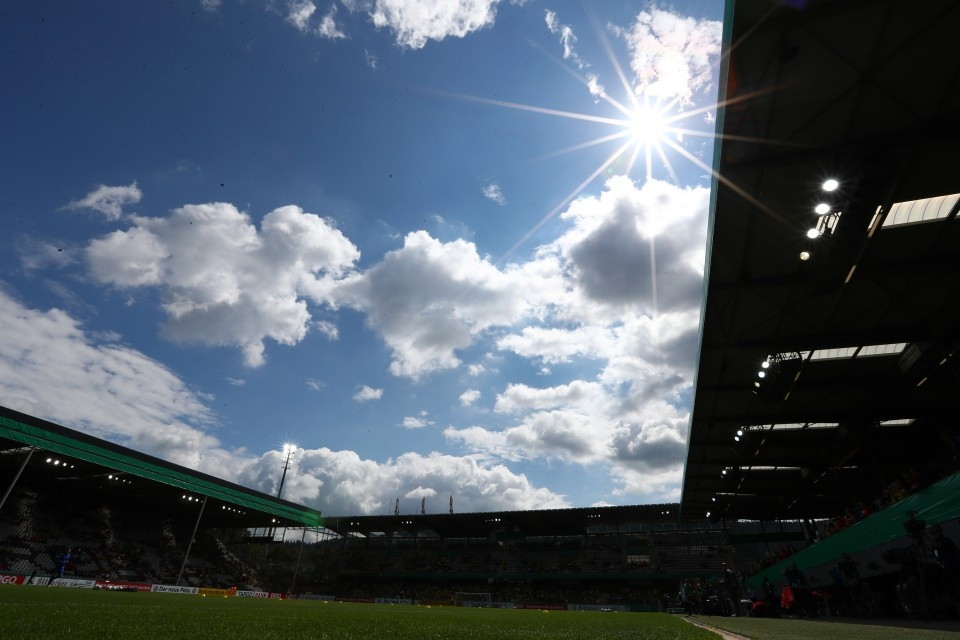 201718, Vereinspokal, Cup, Fussball, Fußball, GER, Herren, Saison, Sport, football - 1. FC Rielasingen-Arlen - BVB