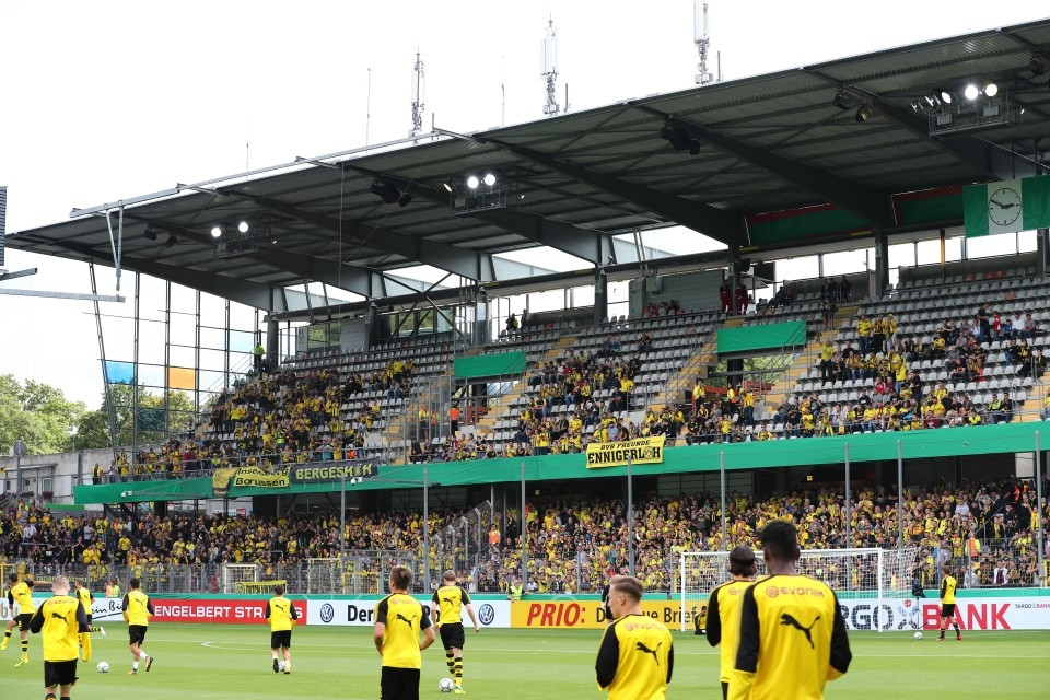 DFB, Pokal, DFB-Pokal, 1. Hauptrunde, 1. FC, Rielasingen, Arlen, Rielasingen-Arlen, Auswärtssieg, Saison 201718, Fußball, Borussia, Dortmund, BVB, 09 - 1. FC Rielasingen-Arlen - BVB