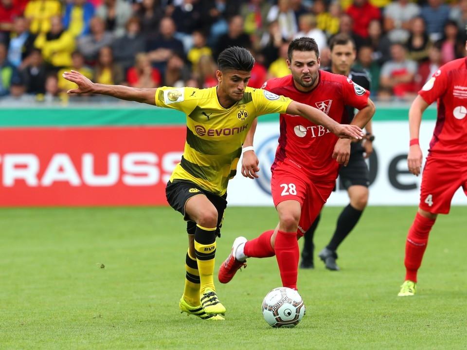 201718 Vereinspokal Cup Fussball Fussball Ger Herren