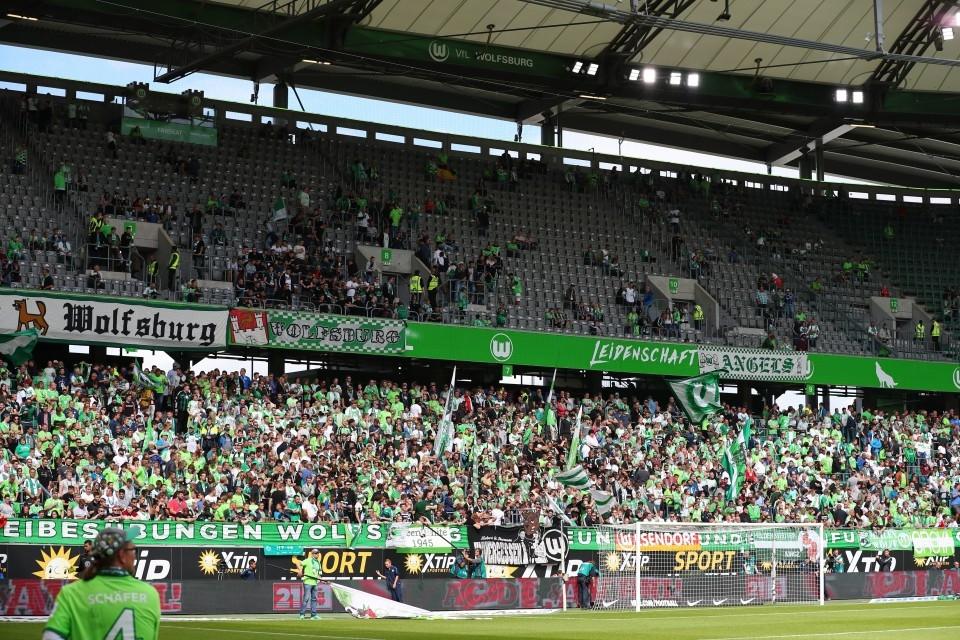 VfL, Wolfsburg, 1. Bundesliga, 1. Spieltag, Auswärtssieg, Saison 201718, Fußball, Borussia, Dortmund, BVB, 09 - VfL Wolfsburg - BVB