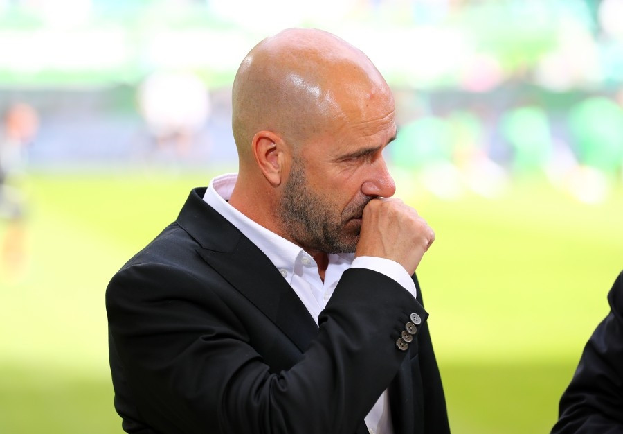 201718, 1. Bundesliga, Fussball, Fußball, GER, 1.BL, 1. BL, Herren, Saison, Sport, football, Portrait - VfL Wolfsburg - BVB