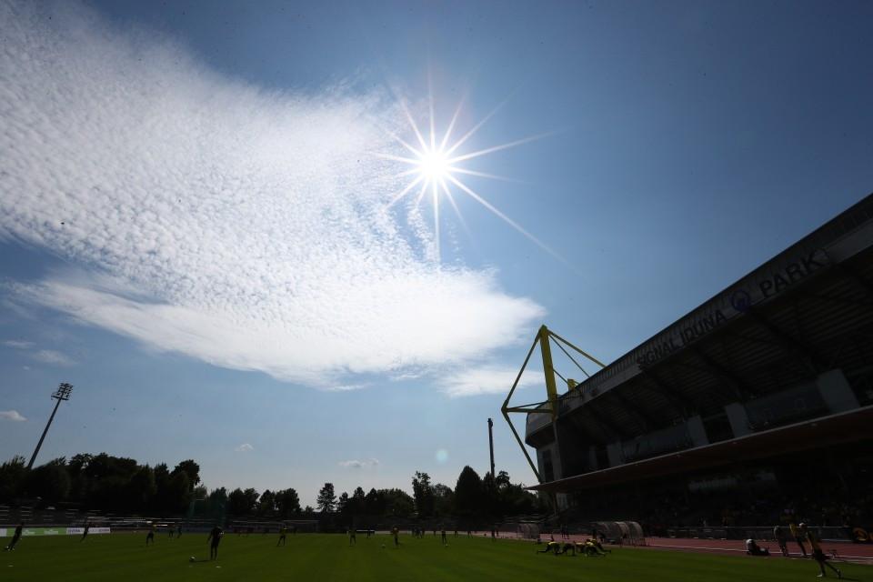 Regionalliga, West, VfL, 1900, Borussia, Mönchengladbach, U23, II, 5. Spieltag, Zweitvertretung, Zweite, Zwote, Heimsieg, Saison 201718, Fußball, Dortmund, BVB, 09 - BVB II - Borussia Mönchengladbach U23
