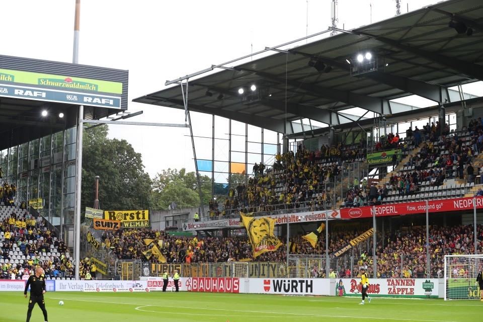 1. Bundesliga, 3. Spieltag, SCF, SC, Freiburg, Unentschieden, Punkteteilung, torlos, Saison 201718, Fußball, Borussia, Dortmund, BVB, 09 - SC Freiburg - BVB