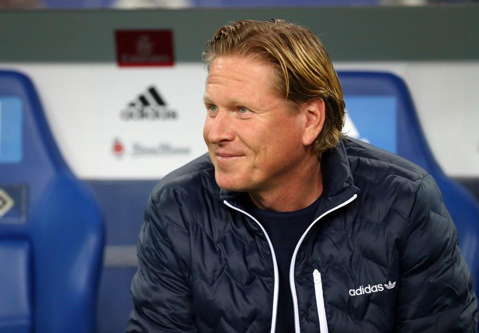201718, 1. Bundesliga, Fussball, Fußball, GER, 1.BL, 1. BL, Herren, Saison, Sport, football, Portrait - HSV - BVB